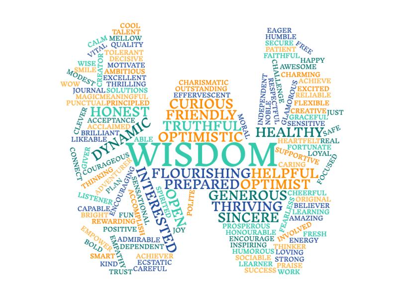 W for Wisdom
